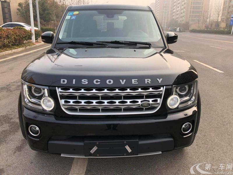 路虎发现 [进口] 2015款 3.0T 自动 四驱 汽油 HSE-Luxury
