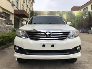 丰田2.7L 自动 EXR中东版平行进口