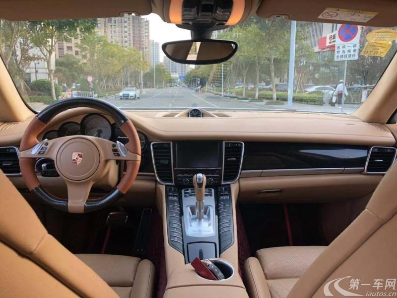 保时捷Panamera [进口] 2016款 3.0T 自动 汽油