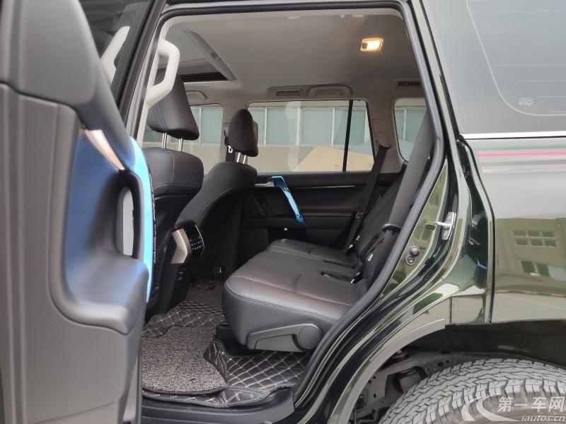 丰田普拉多 2018款 3.5L 自动 四驱 VX-NAVI (国Ⅴ)