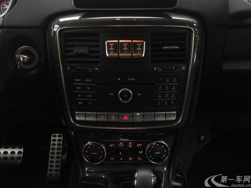奔驰G级 G500 [进口] 2017款 4.0T 自动 汽油 美规版平行进口 (欧Ⅴ)