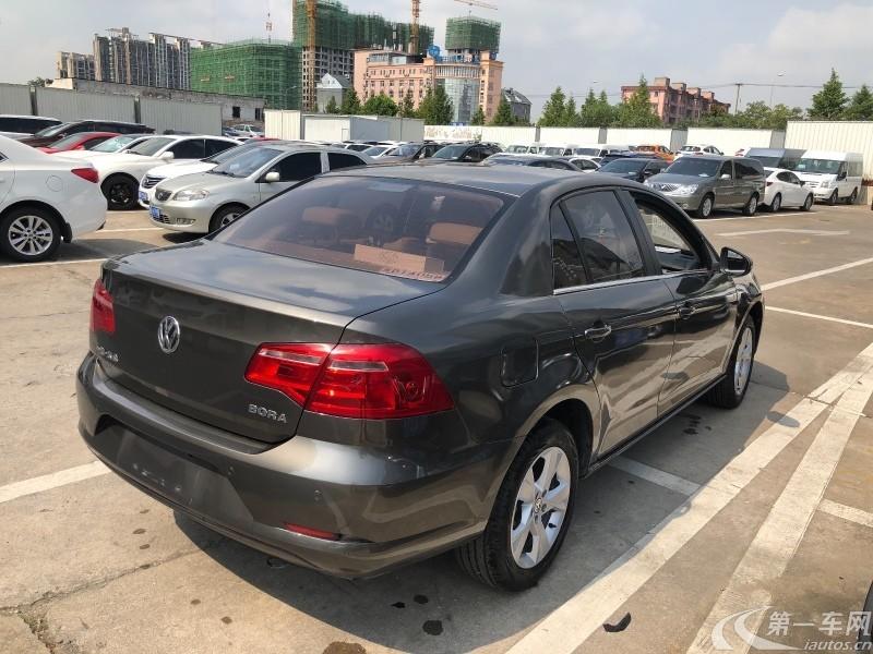 大众宝来 2014款 1.6L 自动 4门5座三厢车 豪华型 (国Ⅳ)