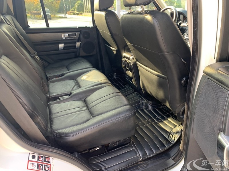 路虎发现 [进口] 2012款 3.0T 自动 四驱 柴油 HSE奢朗限量版