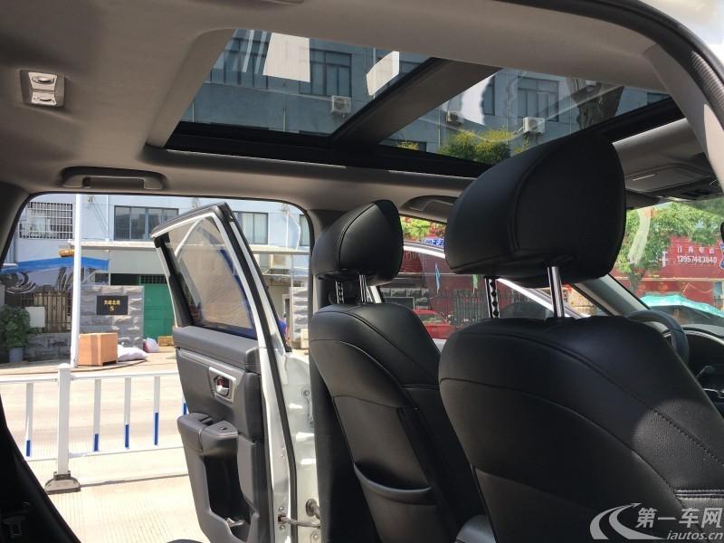 本田CR-V 2017款 1.5T 自动 前驱 240TURBO风尚版 (国Ⅴ)