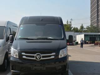 福田图雅诺 E 2.5T 手动 改款商运版柴油长轴