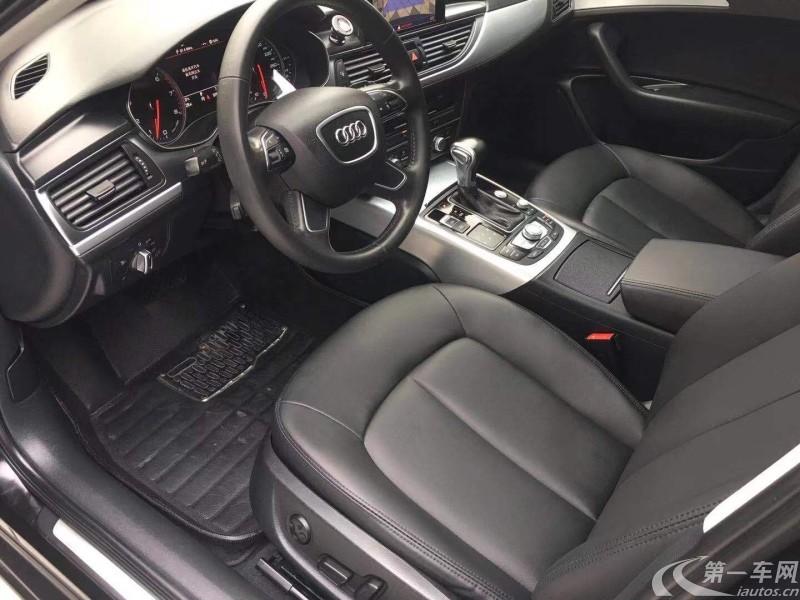 奥迪A6L 30FSI 2014款 2.5L 自动 豪华型 (国Ⅳ)