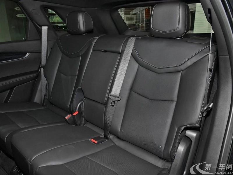 凯迪拉克XT5 2018款 2.0T 自动 28T豪华型 (国Ⅴ)