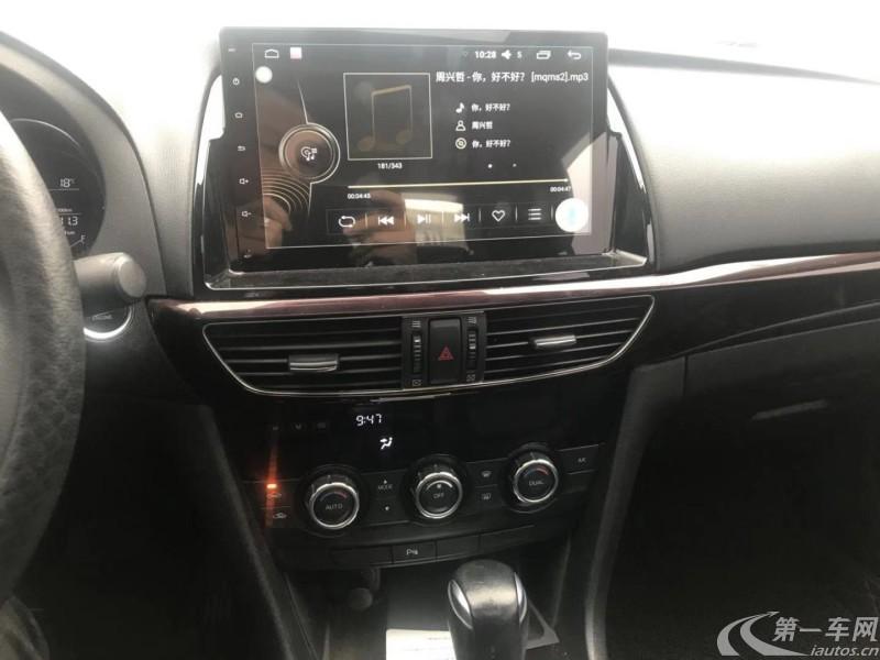 马自达6阿特兹 2015款 2.0L 自动 蓝天豪华版 (国Ⅴ)