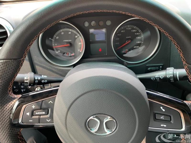 北京汽车40L 2016款 2.3T 自动 尊贵版 (国Ⅴ)