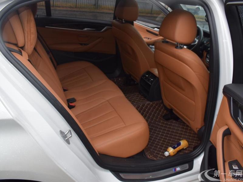 宝马530Li 2018款 2.0T 自动 汽油 尊享型M运动套装改款 (国Ⅴ)