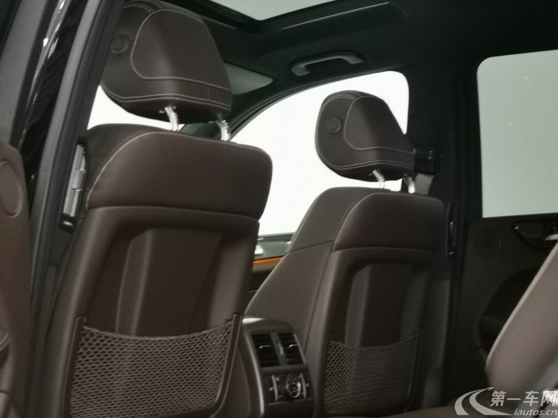 奔驰GLS级 GLS400 [进口] 2018款 3.0T 自动 改款动感型
