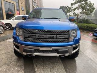 福特F150 猛禽 6.2L 自动 SVT-Raptor-SuperCab
