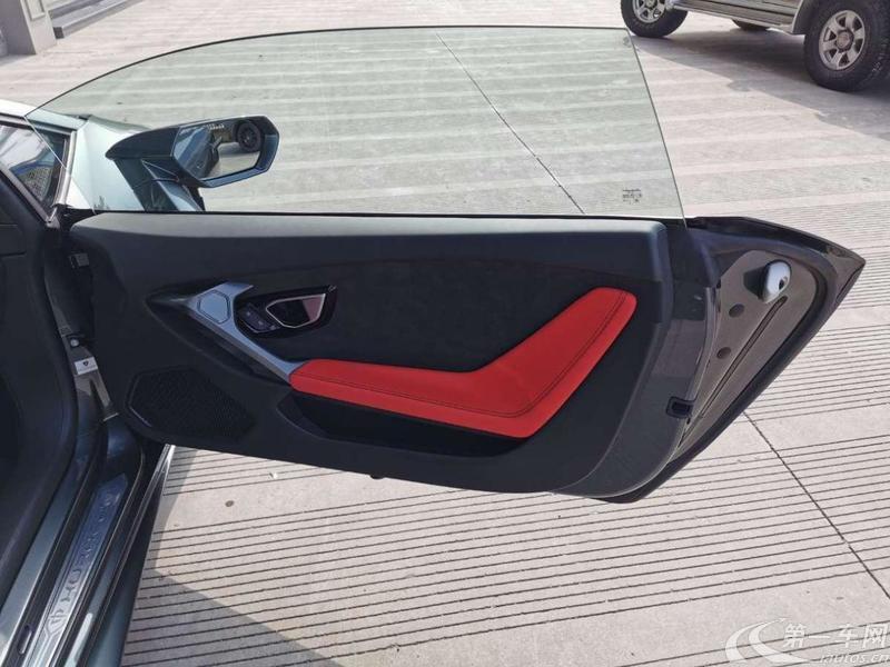 兰博基尼Huracan [进口] 2016款 5.2L 自动 LP610-4 (欧Ⅴ)