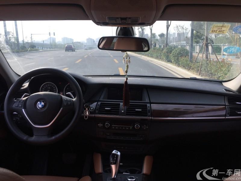 宝马X6 35i [进口] 2013款 3.0T 自动 四驱 汽油