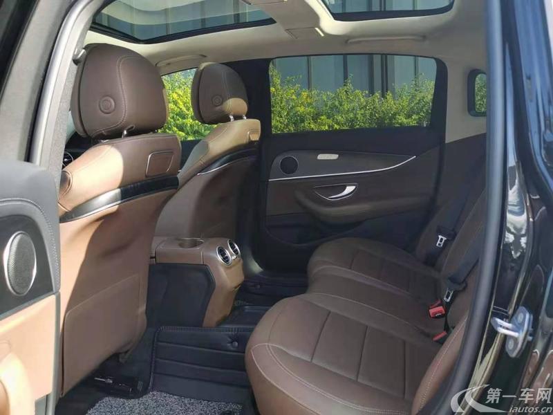 奔驰E级 E200 2017款 2.0T 自动 汽油 运动型 (国Ⅴ)