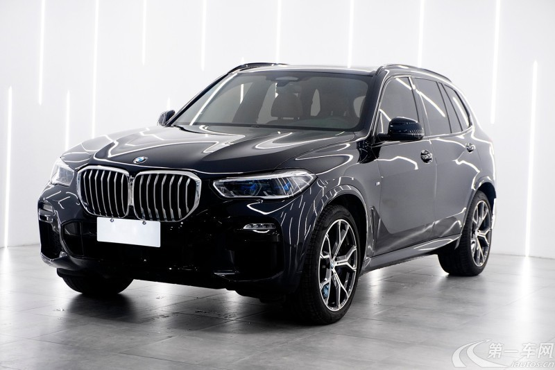 宝马X5 [进口] 2019款 3.0T 自动 四驱 汽油 尊享版M运动套装