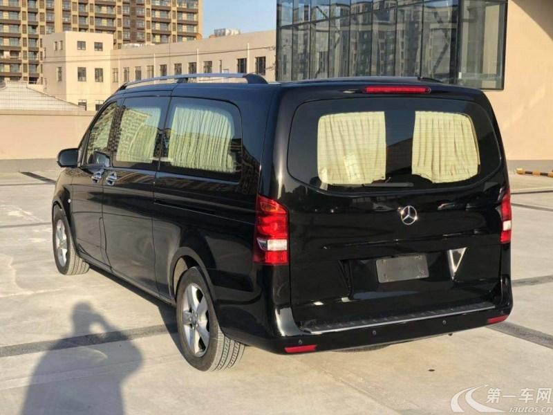 奔驰威霆 2018款 2.0T 自动 7座 汽油 商务版 (国Ⅵ)