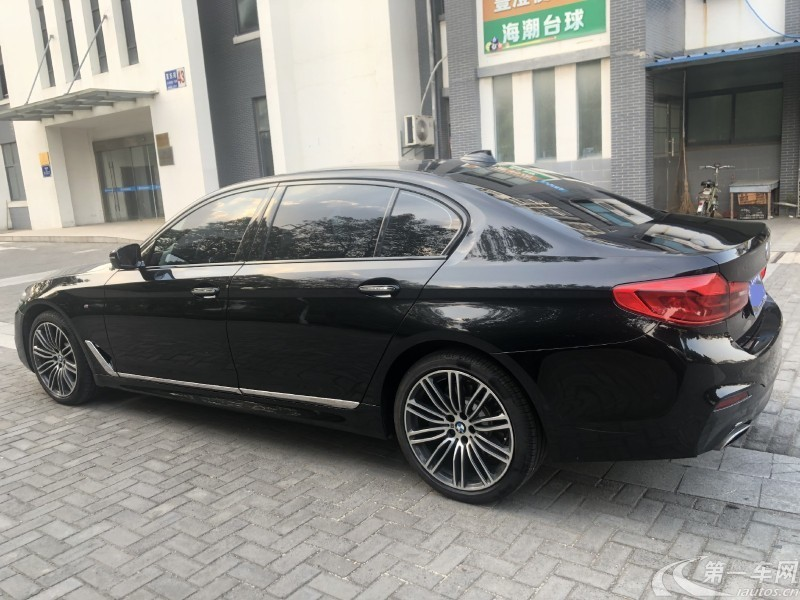 宝马5系 530Li 2019款 2.0T 自动 汽油 领先型豪华套装 (国Ⅵ)