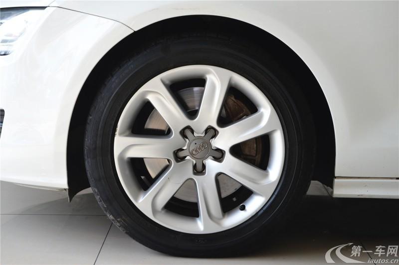 奥迪A7掀背 [进口] 2013款 3.0T 自动 舒适型