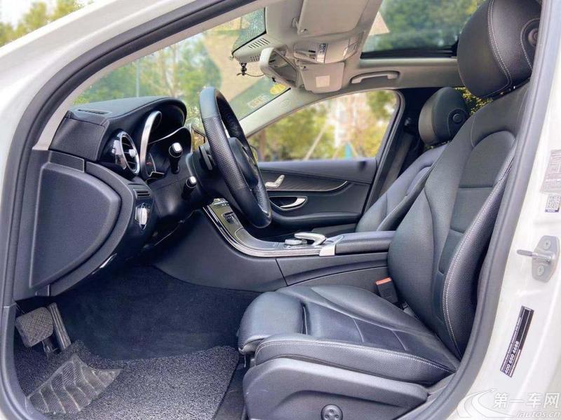 奔驰C级 C180L 2015款 1.6T 自动 改款 (国Ⅴ)