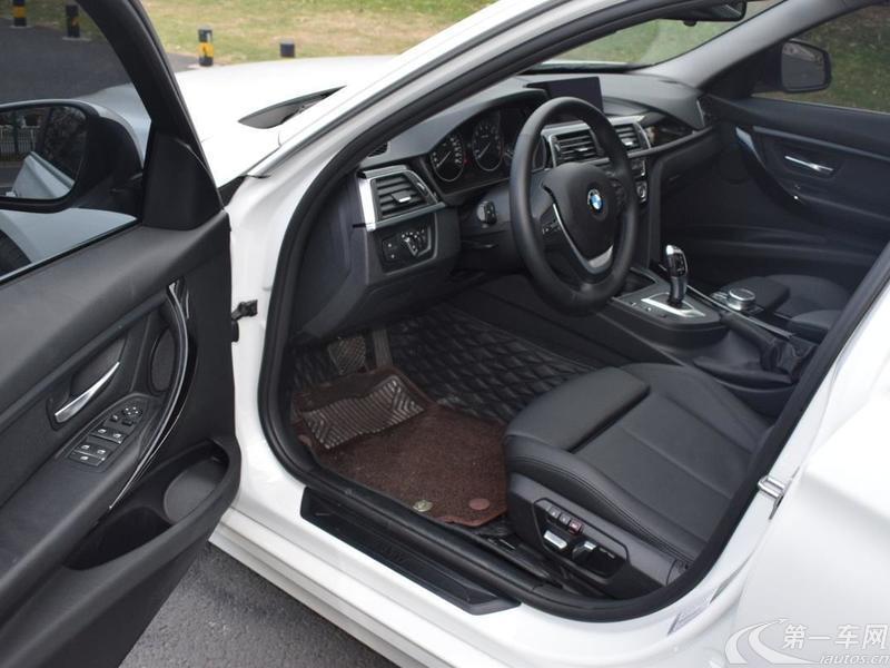 宝马3系 320Li 2019款 2.0T 自动 汽油 xDrive时尚版 (国Ⅵ)