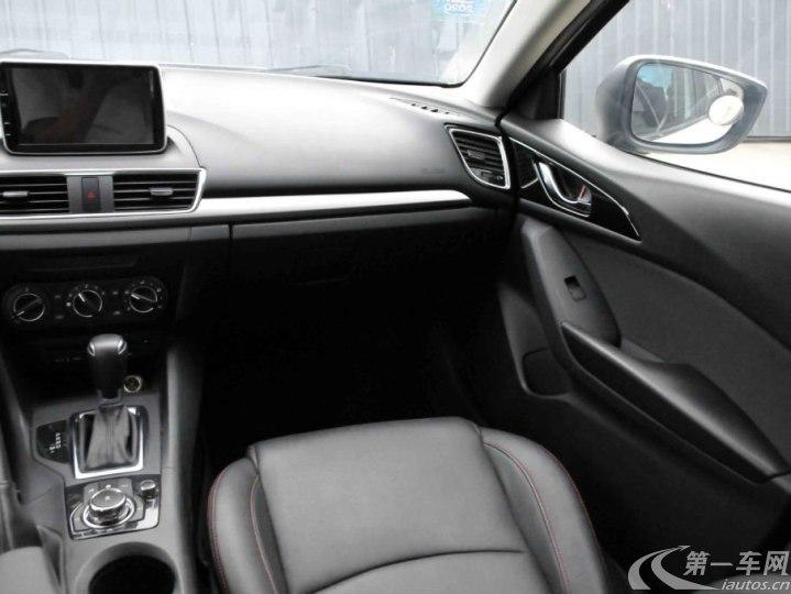 马自达3昂克赛拉 2014款 1.5L 自动 豪华型 (国Ⅳ)