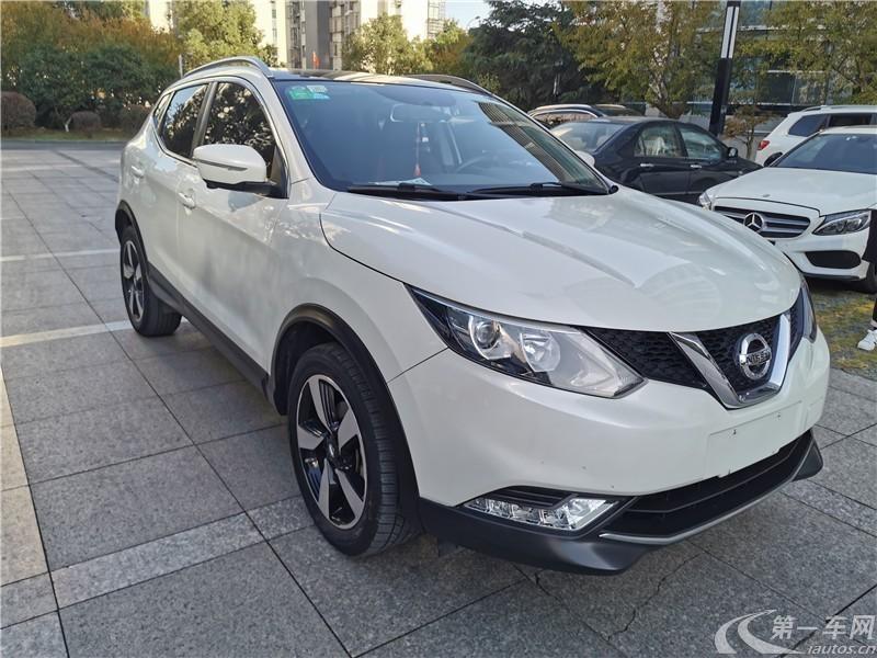 日产逍客 2016款 2.0L 自动 前驱 XV豪华版 (国Ⅴ)