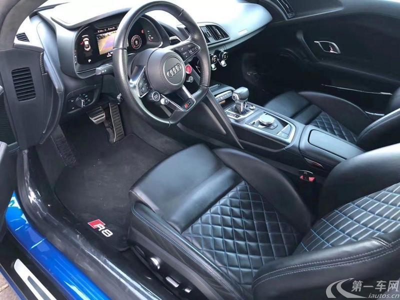 奥迪R8 [进口] 2016款 5.2L 自动 Performance