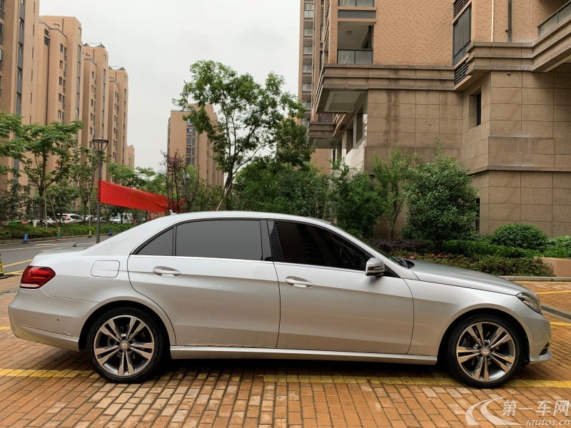 奔驰E级 E260L 2014款 1.8T 自动 汽油 运动型 (国Ⅳ)