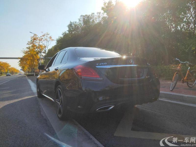 奔驰C260L 2019款 1.5T 自动 4MATIC (国Ⅵ)