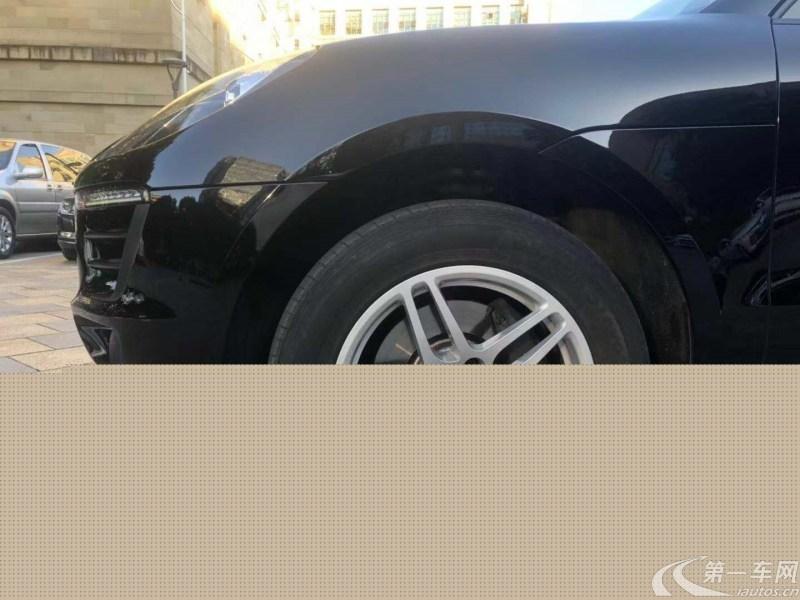 保时捷Macan [进口] 2018款 2.0T 自动 四驱 Macan