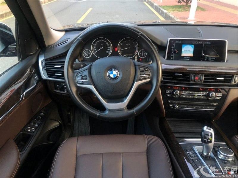 宝马X5 [进口] 2017款 3.0T 自动 四驱 汽油 领先型