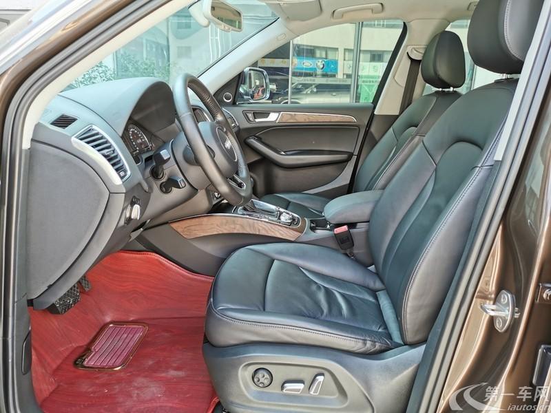 奥迪Q5 2013款 2.0T 自动 四驱 汽油 豪华型 (国Ⅴ)