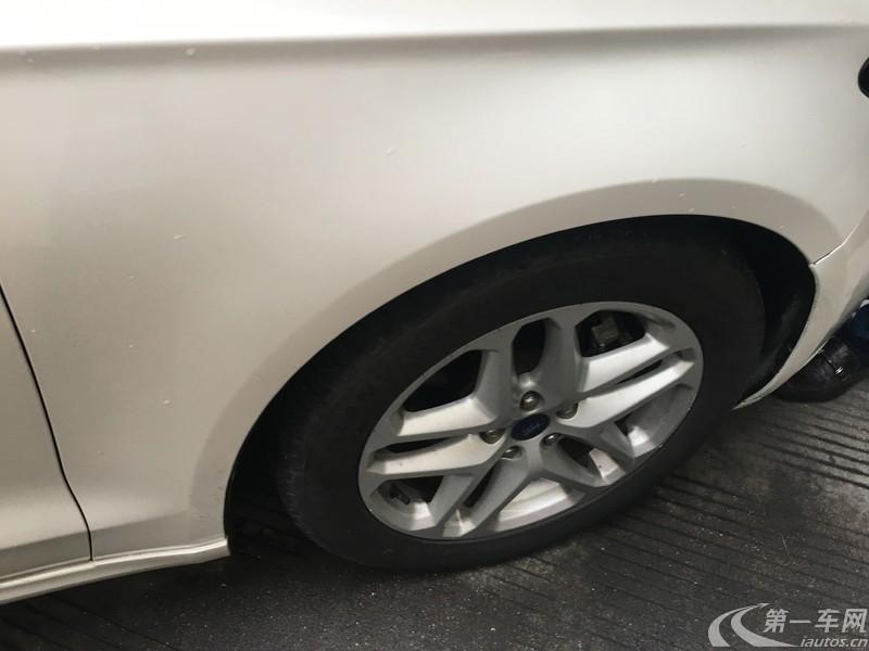 福特蒙迪欧 2013款 1.5T 自动 GTDi180时尚型 (国Ⅴ)
