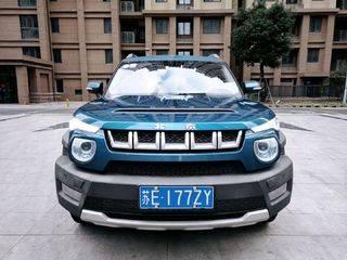 北京汽车20 1.5T 自动 越野版