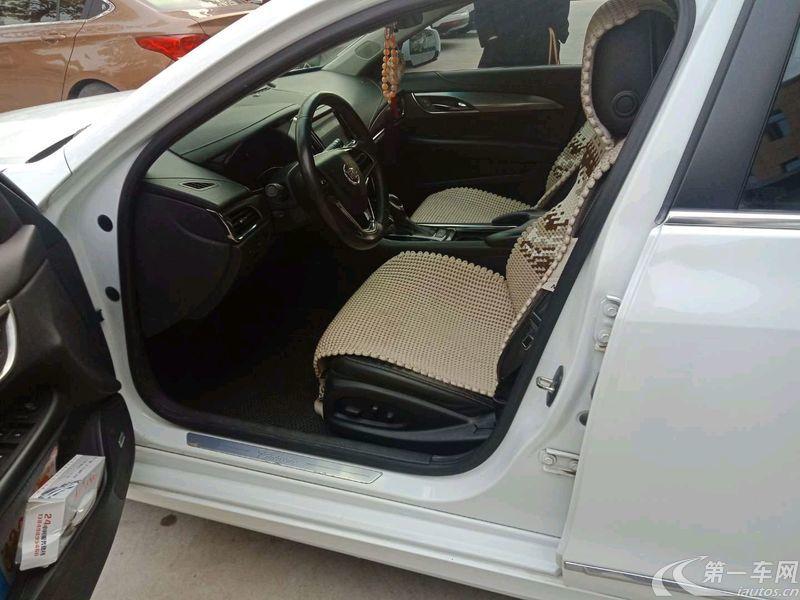 凯迪拉克ATS-L 2014款 2.0T 自动 25T舒适型 (国Ⅴ)