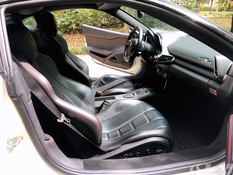 法拉利458 [进口] 2011款 4.5L 自动