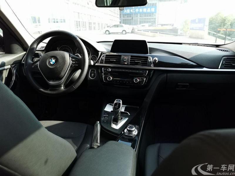 宝马320Li 2017款 2.0T 自动 汽油 M运动型 (国Ⅴ)