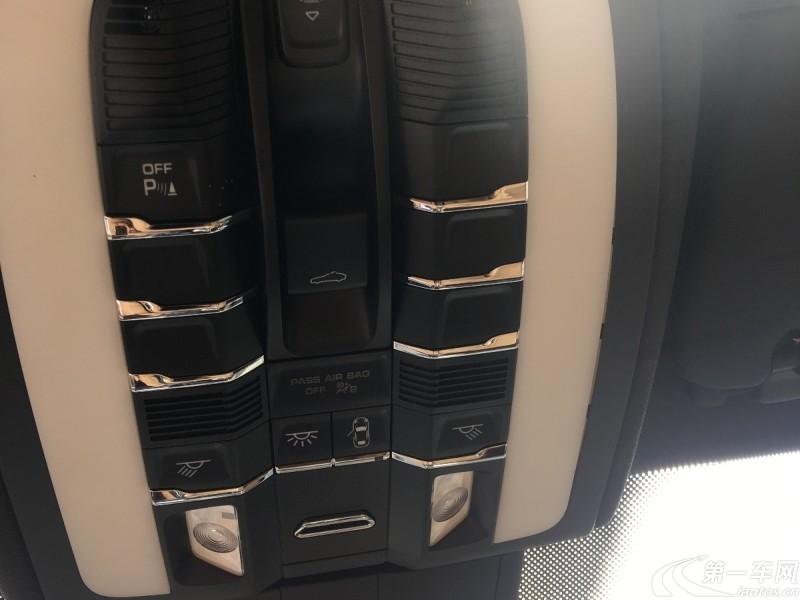 保时捷Cayenne [进口] 2017款 3.0T 自动 四驱 柴油 铂金版欧规版平行进口