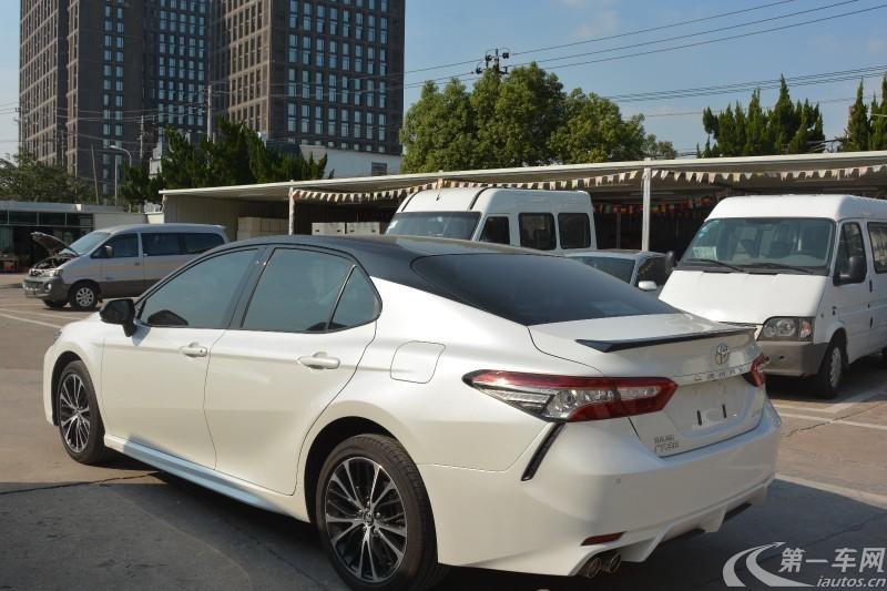 丰田凯美瑞 2018款 2.5L 自动 锋尚版 (国Ⅴ)