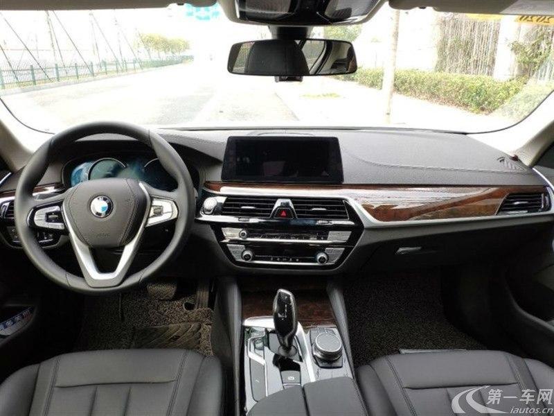 宝马5系 525Li 2018款 2.0T 自动 汽油 M运动套装改款 (国Ⅴ)