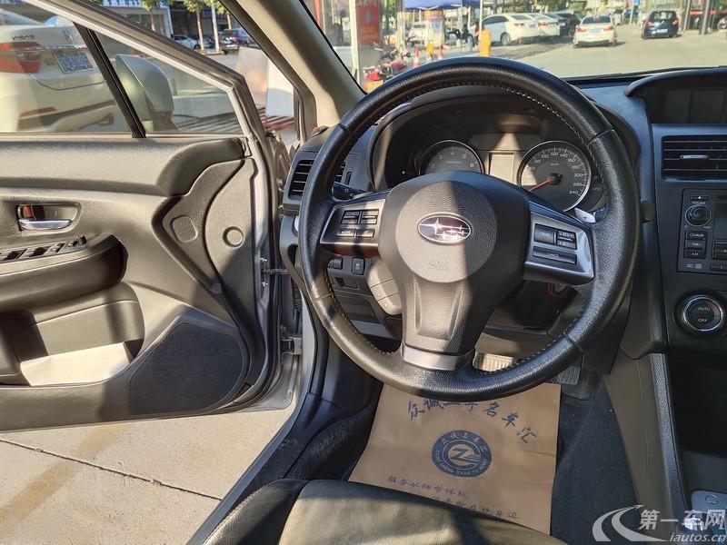 斯巴鲁XV [进口] 2012款 2.0L 自动 四驱 精英版