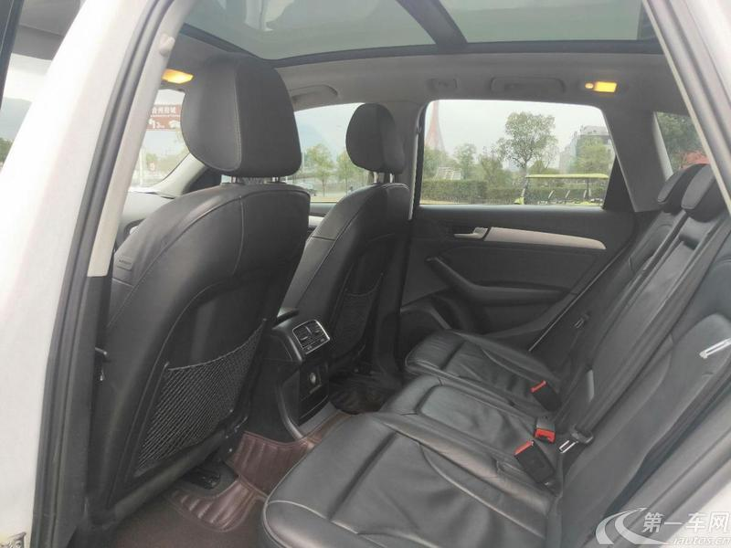 奥迪Q5 2012款 2.0T 自动 四驱 汽油 技术型 (国Ⅳ)