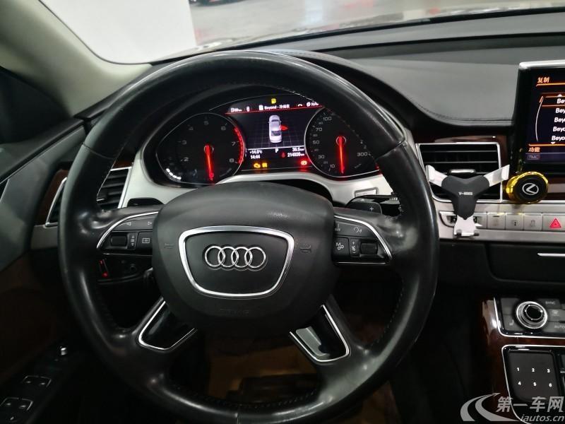 奥迪A8L 50 [进口] 2013款 3.0T 自动 汽油 舒适型