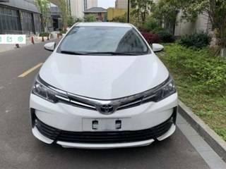 丰田卡罗拉 1.6L 自动 GL