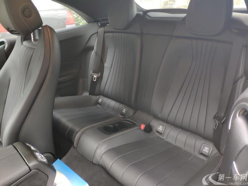 奔驰E级敞篷 E200 [进口] 2018款 2.0T 自动