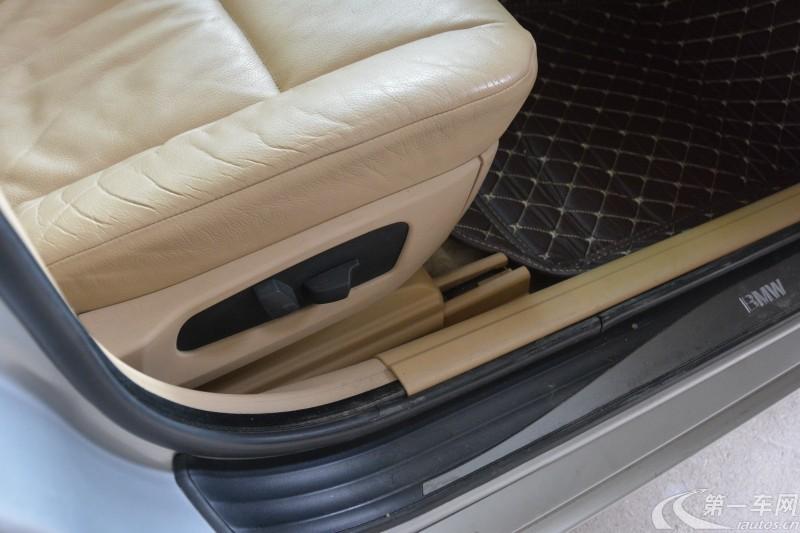 宝马523i 2006款 2.5L 自动 汽油 豪华型 (国Ⅱ)
