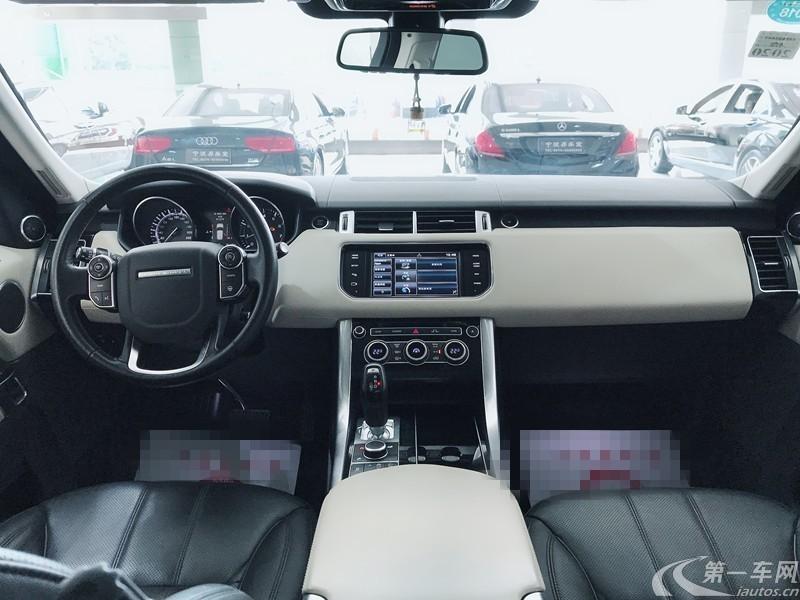 路虎揽胜运动版 [进口] 2016款 3.0T 自动 四驱 HSE