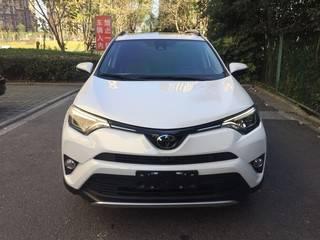 丰田RAV4 荣放 2.5L 自动 精英i版