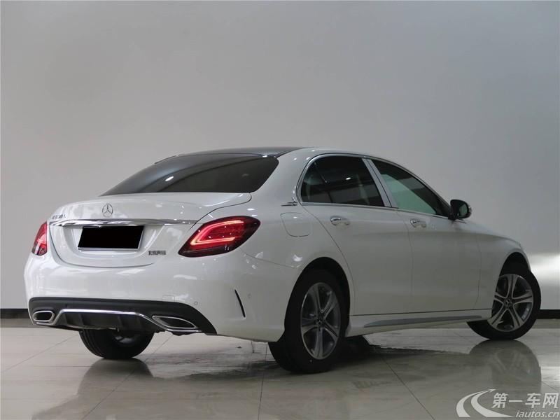 奔馳C級 C260 2019款 1.5T 自動 運動版 (國Ⅴ)